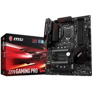 MSI Z270 GAMING PRO CARBON фото