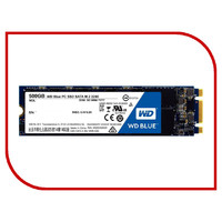 Western Digital WD BLUE PC SSD 500 GB (WDS500G1B0B)